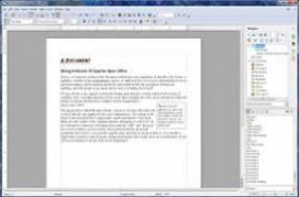 Apache OpenOffice OpenOffice org 4
