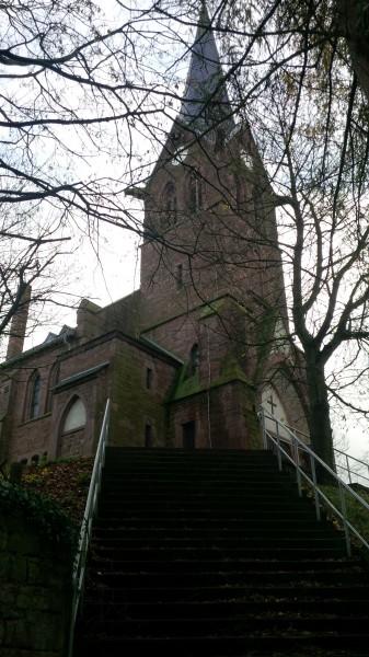 Kirche in Annarode.